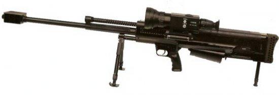 Крупнокалиберные снайперские винтовки. Часть 2
