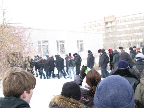 Похороны Егора Летова