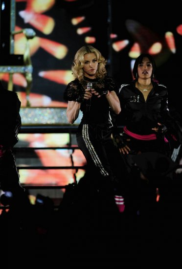 Madonna. Live from Roseland Ballroom NYC 30.04.2008 (HQ)