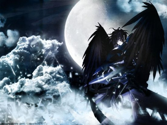 Анимешные ангелы