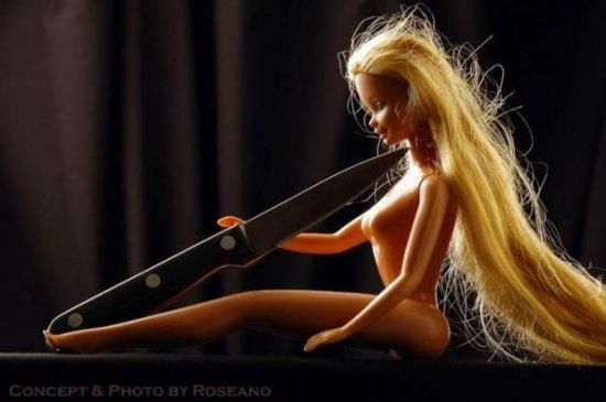 Барби-самоубийцы