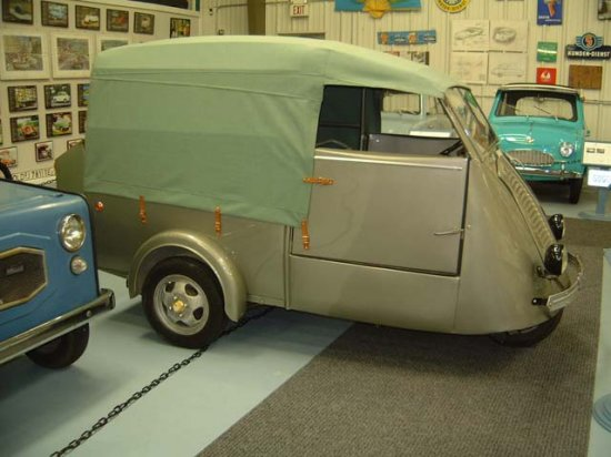 Микроавтомобиль Solyto (1958)