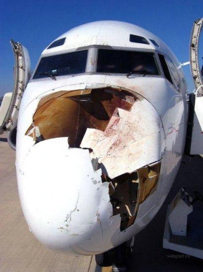 Опасно летать!