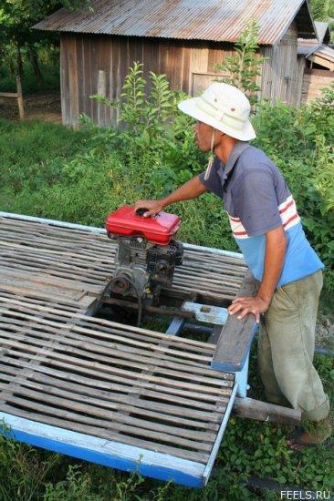 Транспортное сообщение Камбоджии