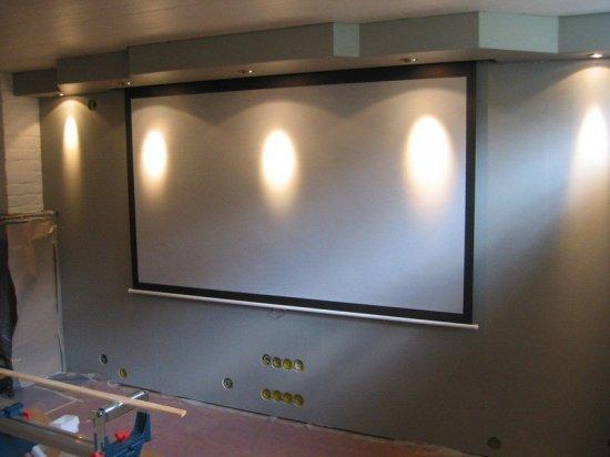 Строим домашний кинотеатр