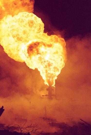 Нефтяные фонтаны