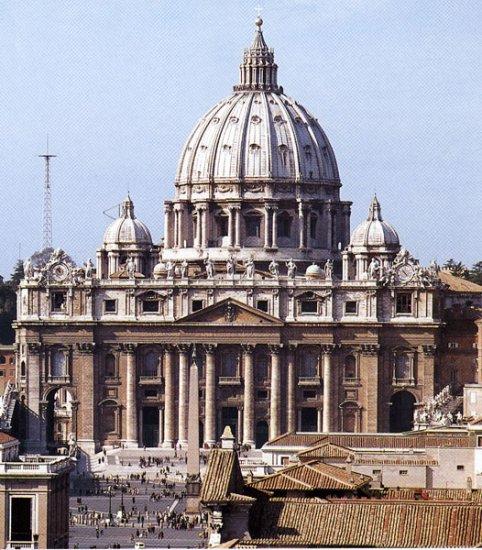 Ватикан разрешил верить в пришельцев и Большой Взрыв