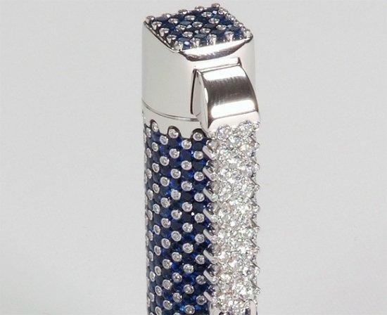 "Ручка ""Divina Blue Spirit"" за 120 000 евро"