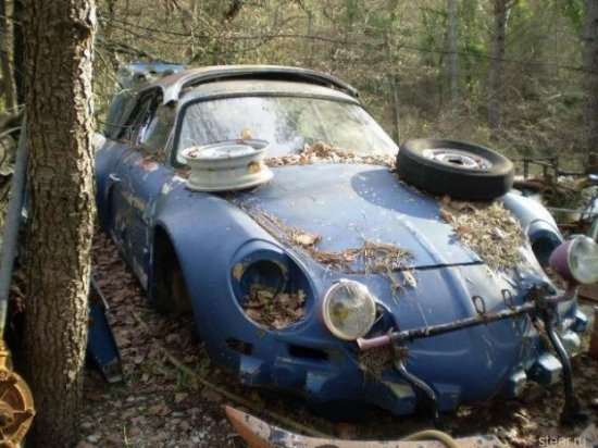 Незаслуженная смерть автомобилей №2