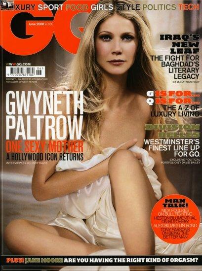 Гвинет Пэлтроу (Gwyneth Paltrow) для V Magazine и GQ