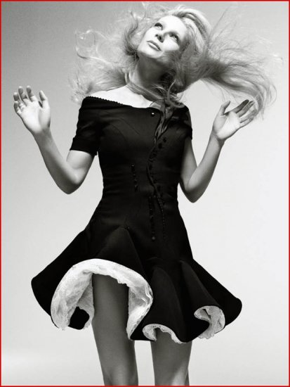������ ������� (Gwyneth Paltrow) ��� V Magazine � GQ
