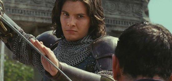 Бен Барнс :Принц Каспиан