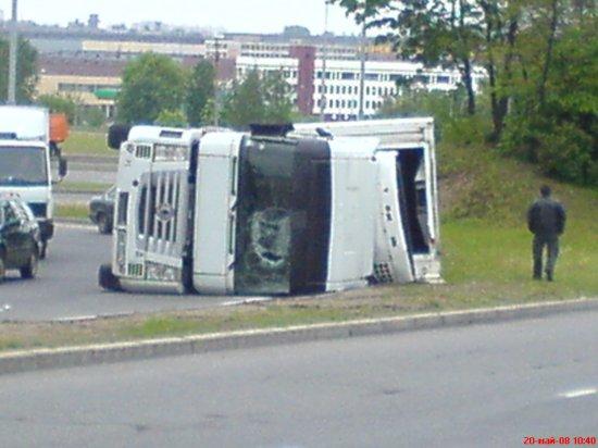 2 аварии за один день