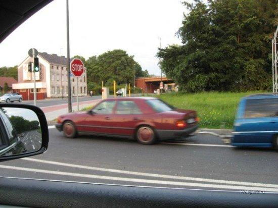 Что за автомобиль?