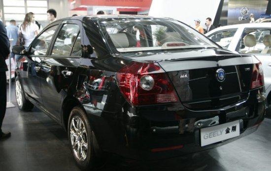 Geely MK — Начало продаж в России.
