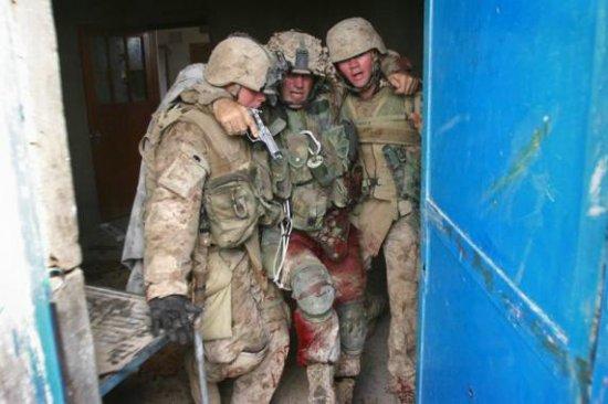 Вторжение в Ирак (от смерти до романтики).