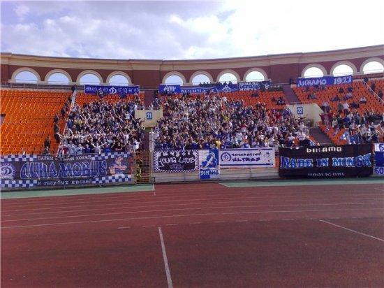 Беларусские Ultras: Динамо Минск, Динамо Брест, Торпедо Жодино