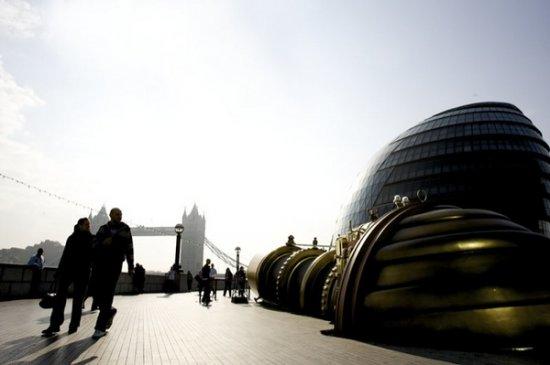 Телектроскоп соединил Лондон и Нью-Йорк