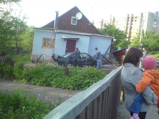 Два несчастливых домика