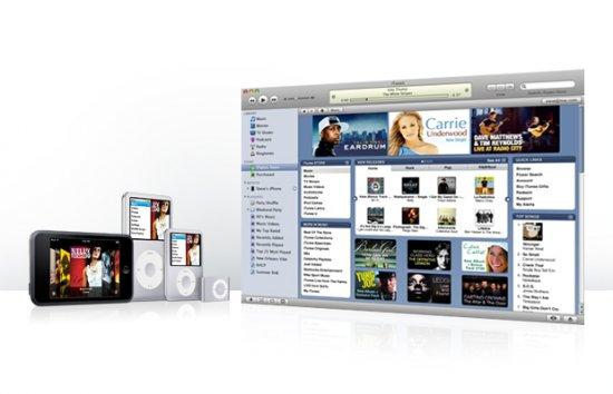 Что такое iPod+iTunes?