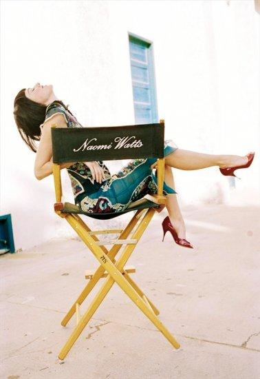 Наоми Уоттс (Naomi Watts), фотограф Ellen von Unwerth