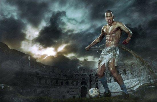 Футболисты сборной Голландии, фото Эрвина Олафа