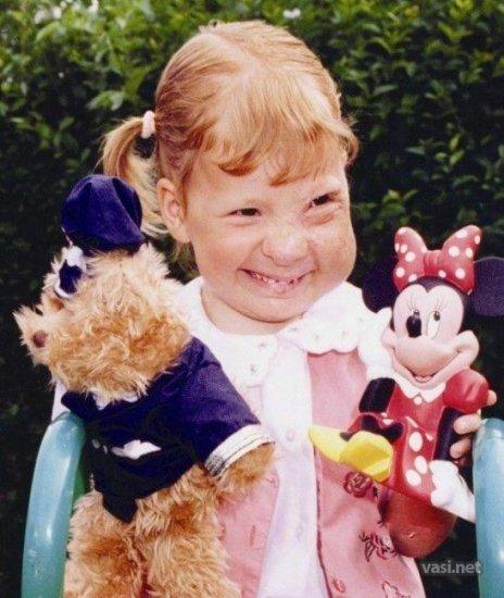 Счастливая история одной девочки