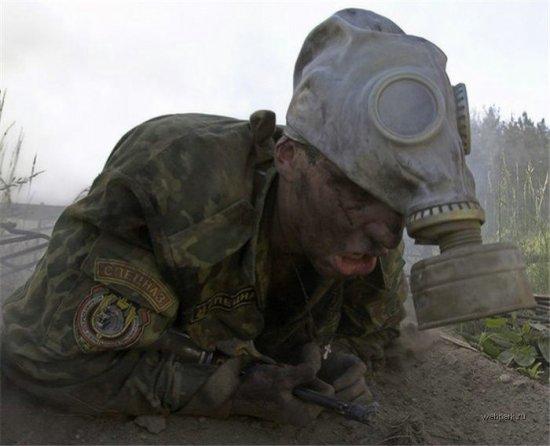 Беларусский спецназ