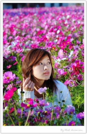 Китайские красавицы