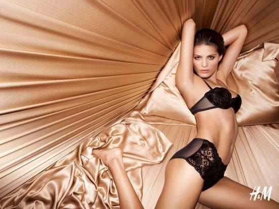 Эталон бразильской красоты - Изабель Фонтана
