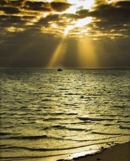 Лето. Море