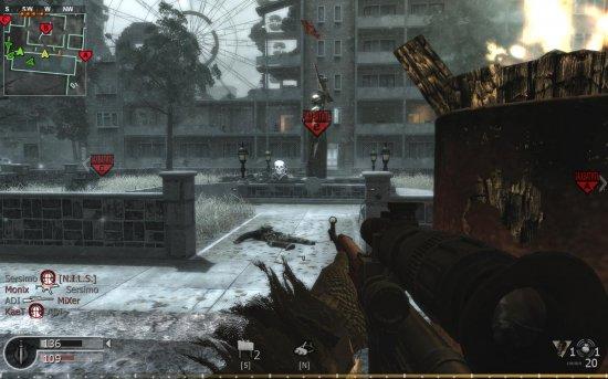 Call of Duty 4: Мультиплеер