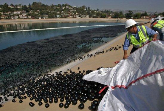 Кому нужны черные шарики?