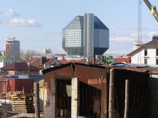 Создателей Национальной библиотеки «кинули» на сотни миллионов рублей