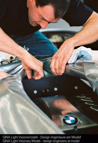 Как создавался концепт BMW GINA
