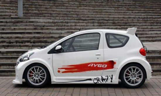 """Toyota """"Aygo Crazy"""" Concept"""