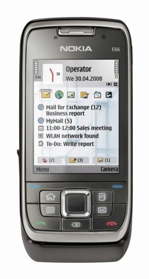 Nokia ����������� ������ ���������� E66 � E71