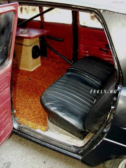 Лимузин для бедных