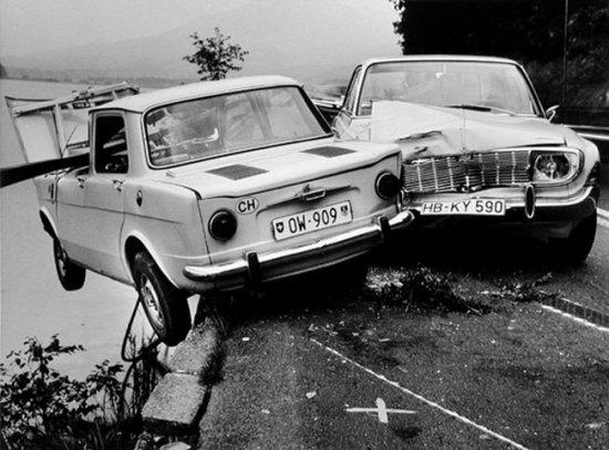 Коллекция автомобильных казусов