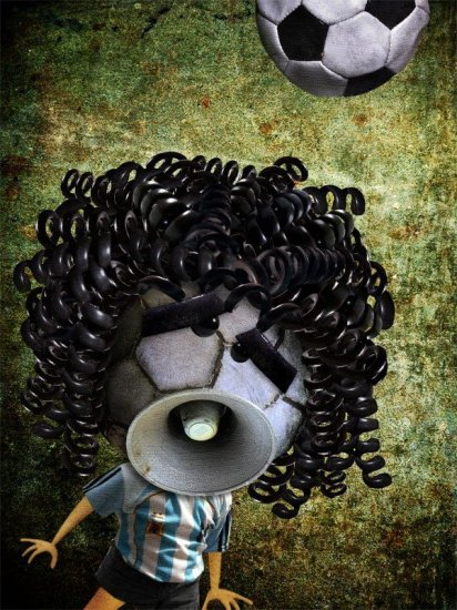 Забавные существа Хуана Карлоса Федерико. Часть 1