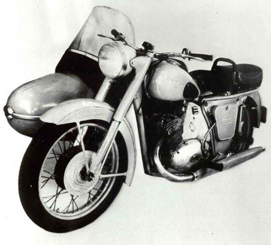 Старые мотоциклы