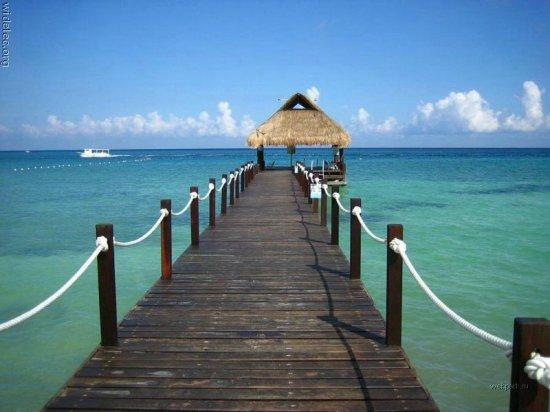 Рай на земле и на море