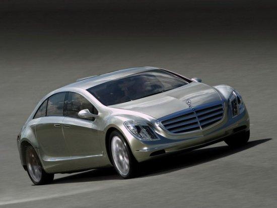 Mercedes-Benz F700 Concept 2012.