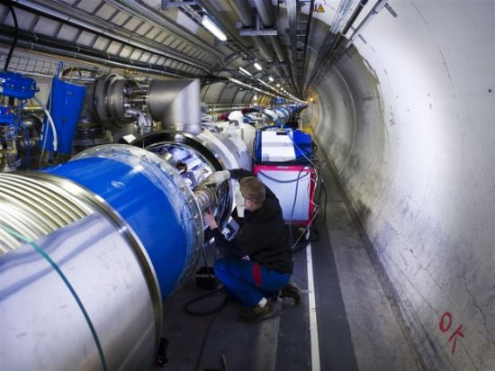 Большой адронный коллайдер (Large Hadron Collider)
