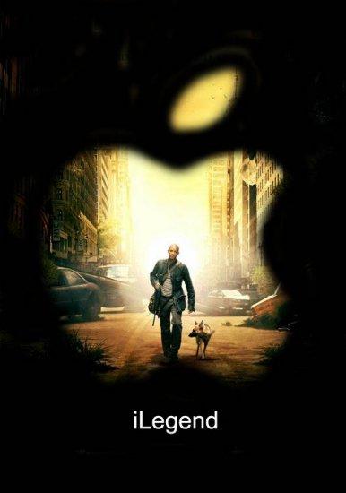 Всем известные постеры фильмов в новом формате
