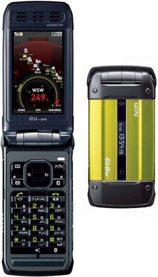 G'zOne W62CA: защищенный телефон.