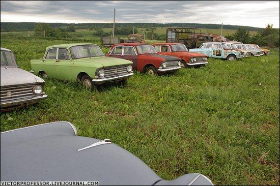 Автомузей Михаила Красинца