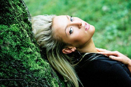 Красавица - Анна Шаркунова