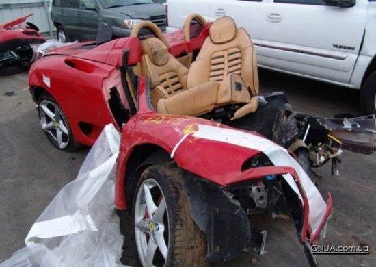 Это был Ferrari