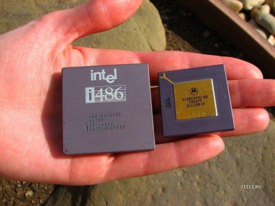 Не выбрасывайте старые процессоры!